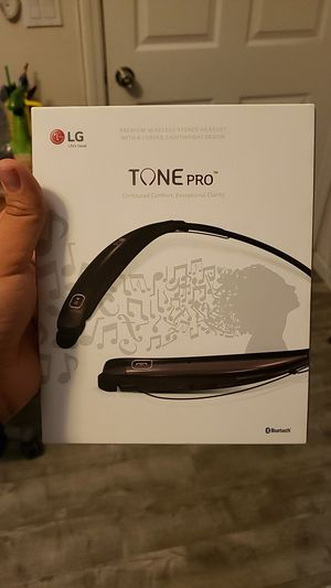 LG Tone Pro Bluetooth headset for Sale in Largo, FL