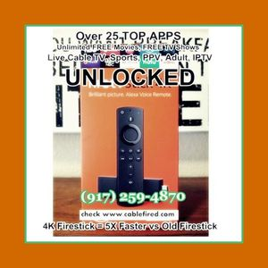 Ultra new fire TV stick 4k for Sale in New York, NY