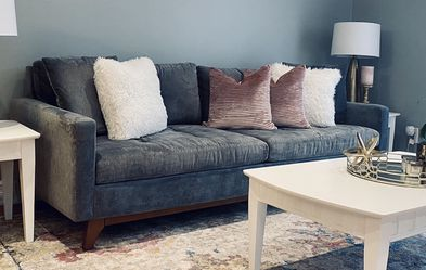 Grey Couch for sale for Sale in Lynbrook,  NY
