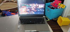 Toshiba Portege Z30 13 inch Sleek laptop with Intel Core i7 vPro 4th Gen 2.10Ghz Processor, 8gb ram and 256 gb SSD drive. Win 10. Backlit Keyboard. for Sale in Jacksonville, FL