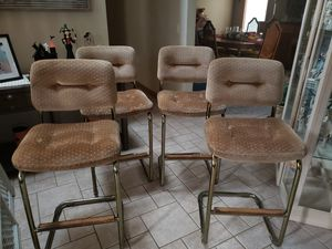 Bar Stools - 4 Total for Sale in Plum, PA