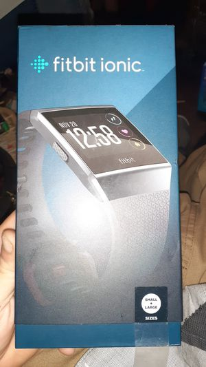 New Fitbit Ionic for Sale in Dallas, TX