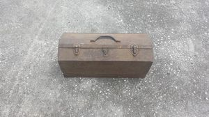 Big metal tool box for Sale in Holiday, FL