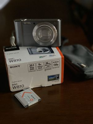 Sony Cyber-Shot Digital Camera for Sale in Clearwater, FL