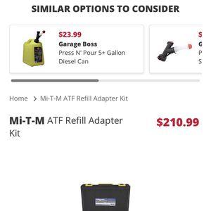 10-pc ATF Refill for Sale in Stockton, CA