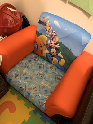 Mickey Mouse kids chair for Sale in Irvine, CA