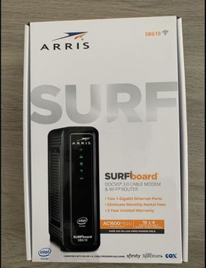 Arris modem/router for Sale in Oakland Park, FL