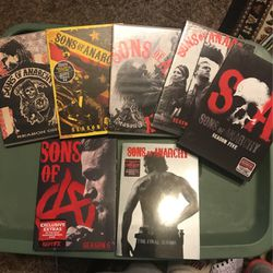 Sons Of Anarchy for Sale in Boise,  ID