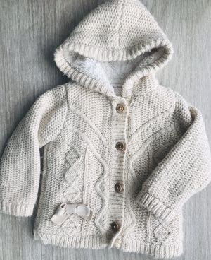 ZARA Baby- Sweater Coat - knit for Sale in Lake Shore, MD