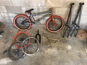 Miscellaneous bike parts for Sale in Spanish Fork, UT