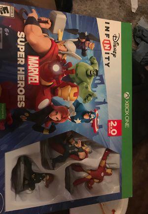 Xbox one Disney infinity 2.0 Avengers for Sale in Phoenix, AZ