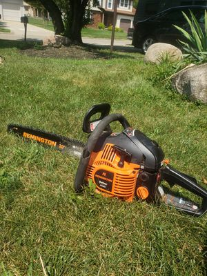 """Remington 20"""" chainsaw for Sale in Reynoldsburg, OH"""