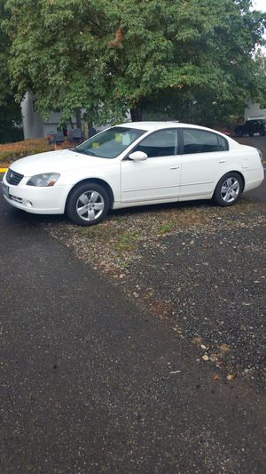 2006 Nissan Altima S for Sale in St. Helens, OR