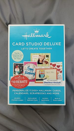 Hallmarks card studio for Sale in Pawtucket, RI