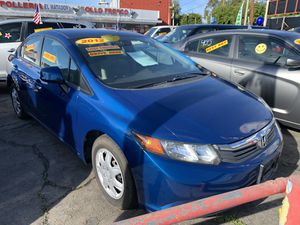 -2012-Honda-Civic-MUY FÁCIL DE LLEVAR- for Sale in Hawaiian Gardens, CA