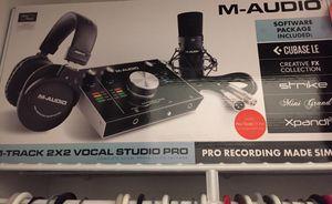 M-AUDIO VOCAL STUDIO PRO for Sale in Homestead, FL