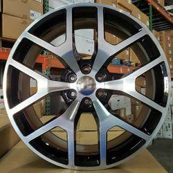 """24"""" chevy gmc wheels 6 lug 6x139.7 for Sale in Hollywood,  FL"""