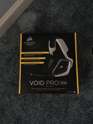 PC / Gaming Headset.. Corsair Void Pro for Sale in Madera, CA