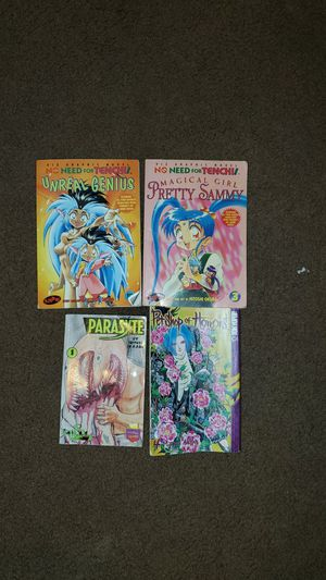 Assorted Manga Graphic Novels for Sale in Richmond, VA