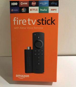 Amazon Fire Tv Stick for Sale in Riverdale, GA