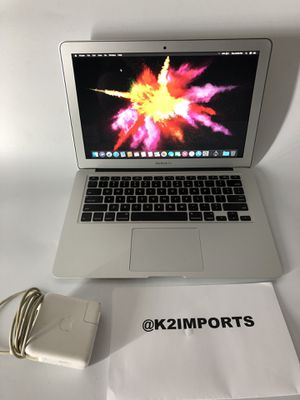 2015 MacBook Air Prestine Condition! for Sale in New York, NY