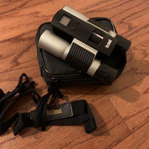 Bushnell Imageview Model 11-0512 Binoculars /camera for Sale in Stockbridge, GA