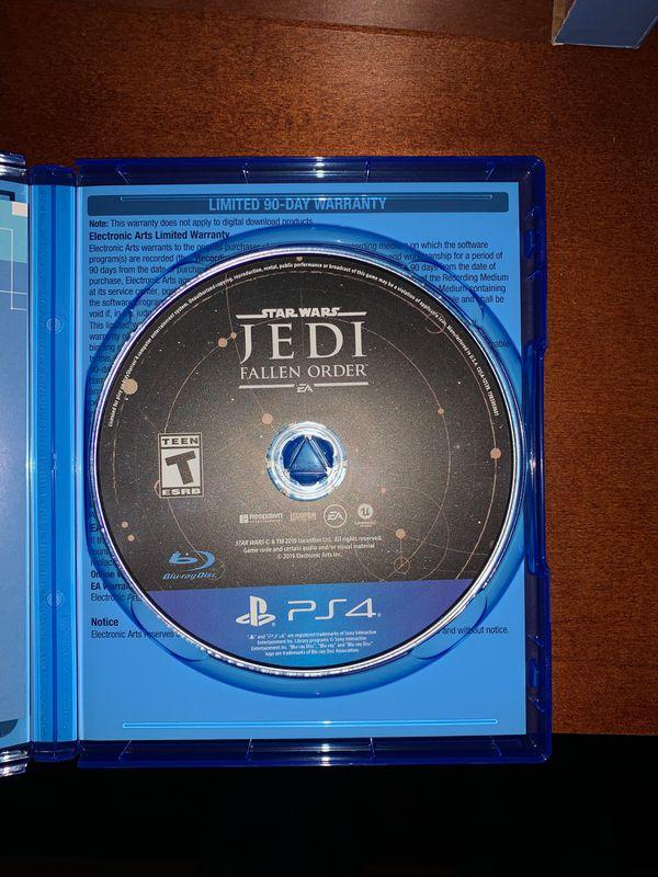"Star Wars Jedi ""Fallen Order"" PS4 game, NEW!"