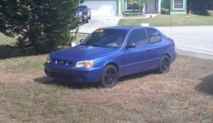 Blue Hyundai accent for Sale in Palm Harbor, FL