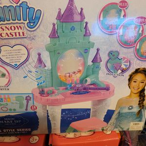 Vanity Snow Castle for Sale in Riverside, CA
