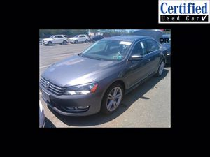 2014 Volkswagen Passat for Sale in Fredericksburg, VA