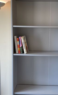 Free Bookcase - Grey for Sale in Seattle,  WA