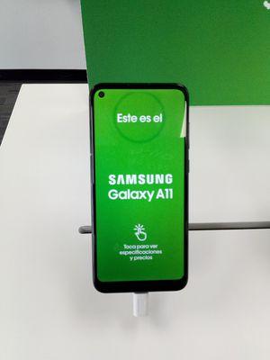 Samsung Galaxy A11 for Sale in Abilene, TX