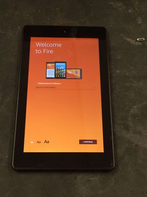 Kindle HD 7 7th gen for Sale in Charlottesville, VA