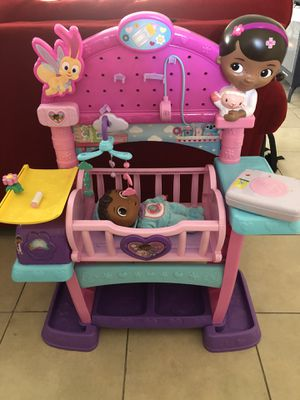 Disney Doc McStuffins Baby Nursery for Sale in Kissimmee, FL