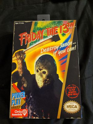 NECA Friday the 13th NES Jason for Sale in Pomona, CA