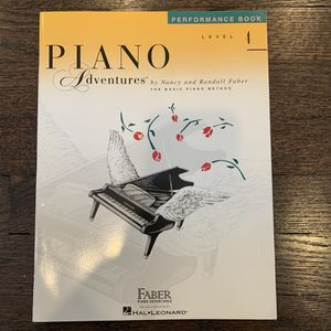 Piano Adventures Performance Book Level for Sale in Yonkers, NY