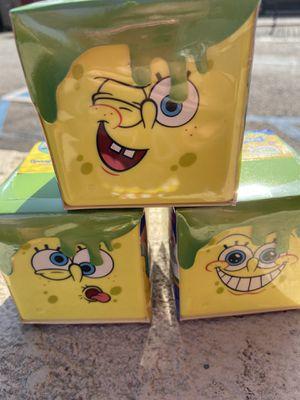 Spongebob Squarepants Slimeez Blind Boxes for Sale in Diamond Bar, CA