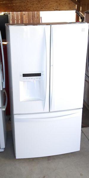 Kenmore 3 Door Refrigerator for Sale in Bakersfield, CA