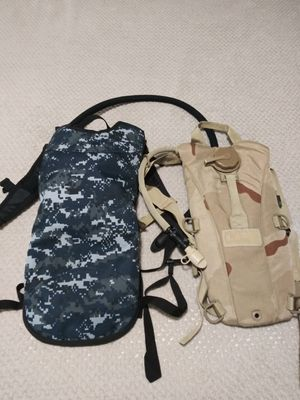 Camo Army biking running gym Military Backpack Hiking Water Hiking for Sale in Miami Gardens, FL