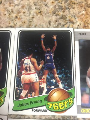 Baseball , basketball cards 28 Vintage cards $17 for Sale in Harbor City, CA