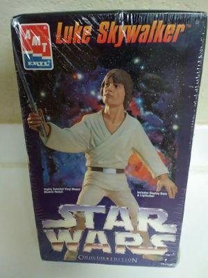 LUKE SKYWALKER Vinyl Model - Star Wars Action Figure - 1995 New! for Sale in Las Vegas, NV