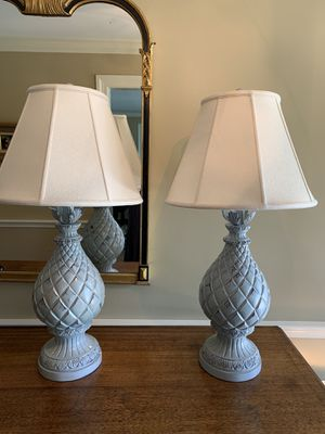 Lamps- pair for Sale in Winston-Salem, NC