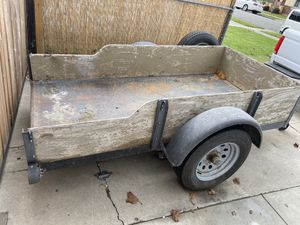 Utility trailer 4x8 for Sale in Lakewood, CA