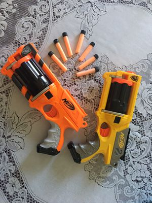 Two nerf guns for Sale in Coventry, RI