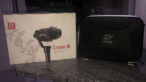 Zhyiun camera stabilizer for Sale in Groveland, FL