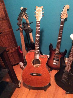 Schecter Omen Extreme electric acoustic for Sale in Pottstown, PA