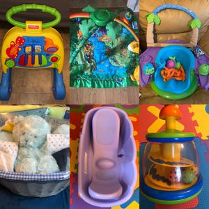 Baby toys playmat stuff for Sale in Fort Lauderdale, FL