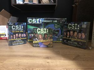CSI bundle for Sale in Glendale Heights, IL