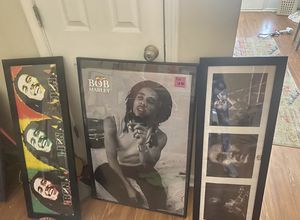 Bob Marley pictures for Sale in Lithia Springs, GA