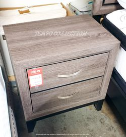 NEW IN THE BOX.HOT SELLER GREY NIGHT STAND. SKU#TCB4620S for Sale in Westminster,  CA